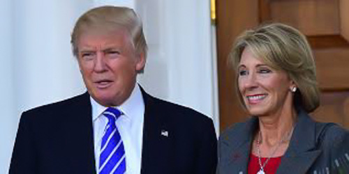 Trump's first full education budget: Deep cuts to public school programs