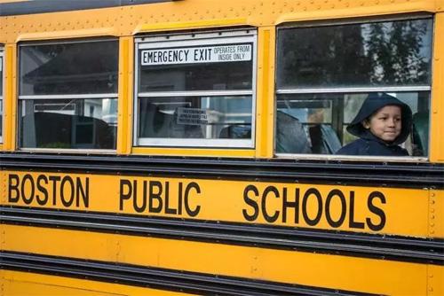 Boston weighs changing school start times