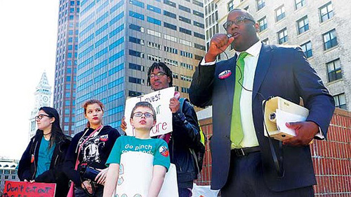 Education is focal point in Boston mayoral race