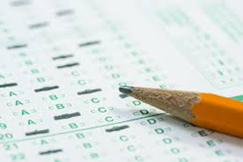Early data shows low scores on new MCAS tests