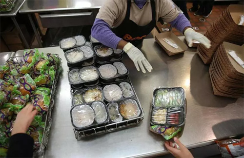 Boston schools choose new food vendor