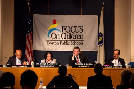 Council wants 'dialogue' on school board structure