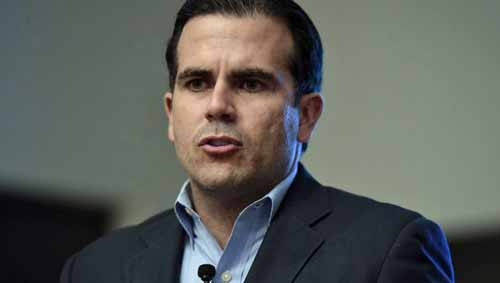 Governor Ricardo Rosselló: 'Failure Is Just Not an Option Here in Puerto Rico'